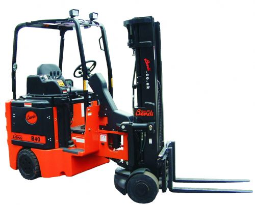 how to drive a forklift training